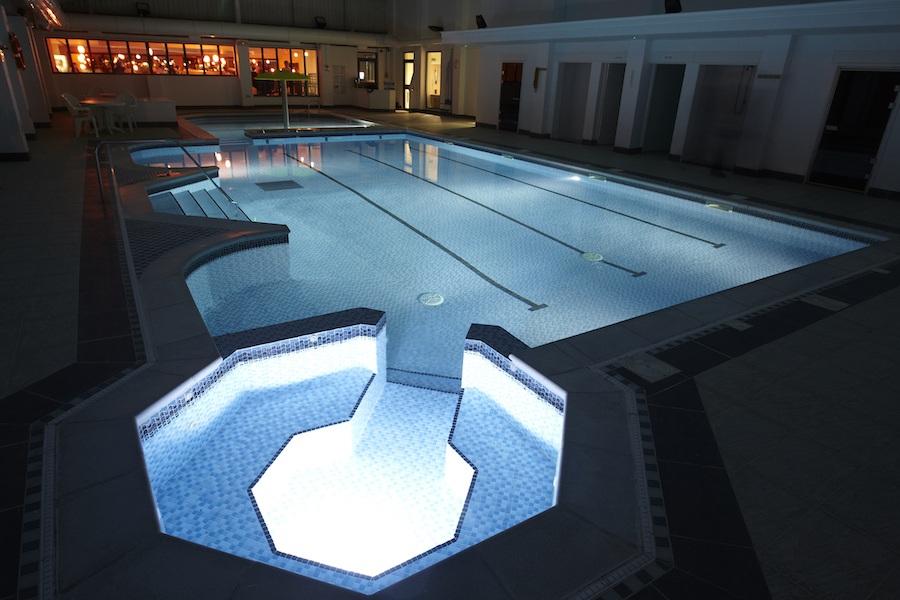 Swimming Pool at Patrington Haven