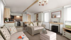 Swift Vendee Living Space